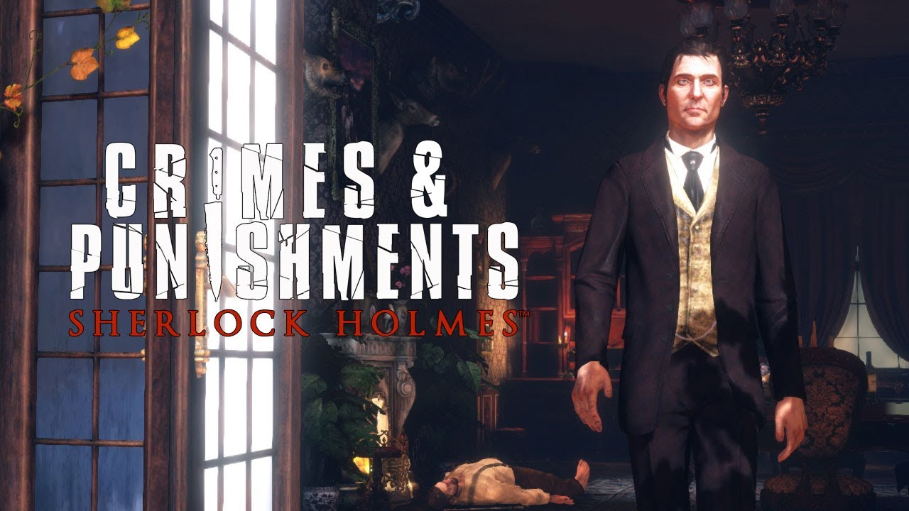 Sherlock Holmes: Crimes And Punishments wallpapers, Video