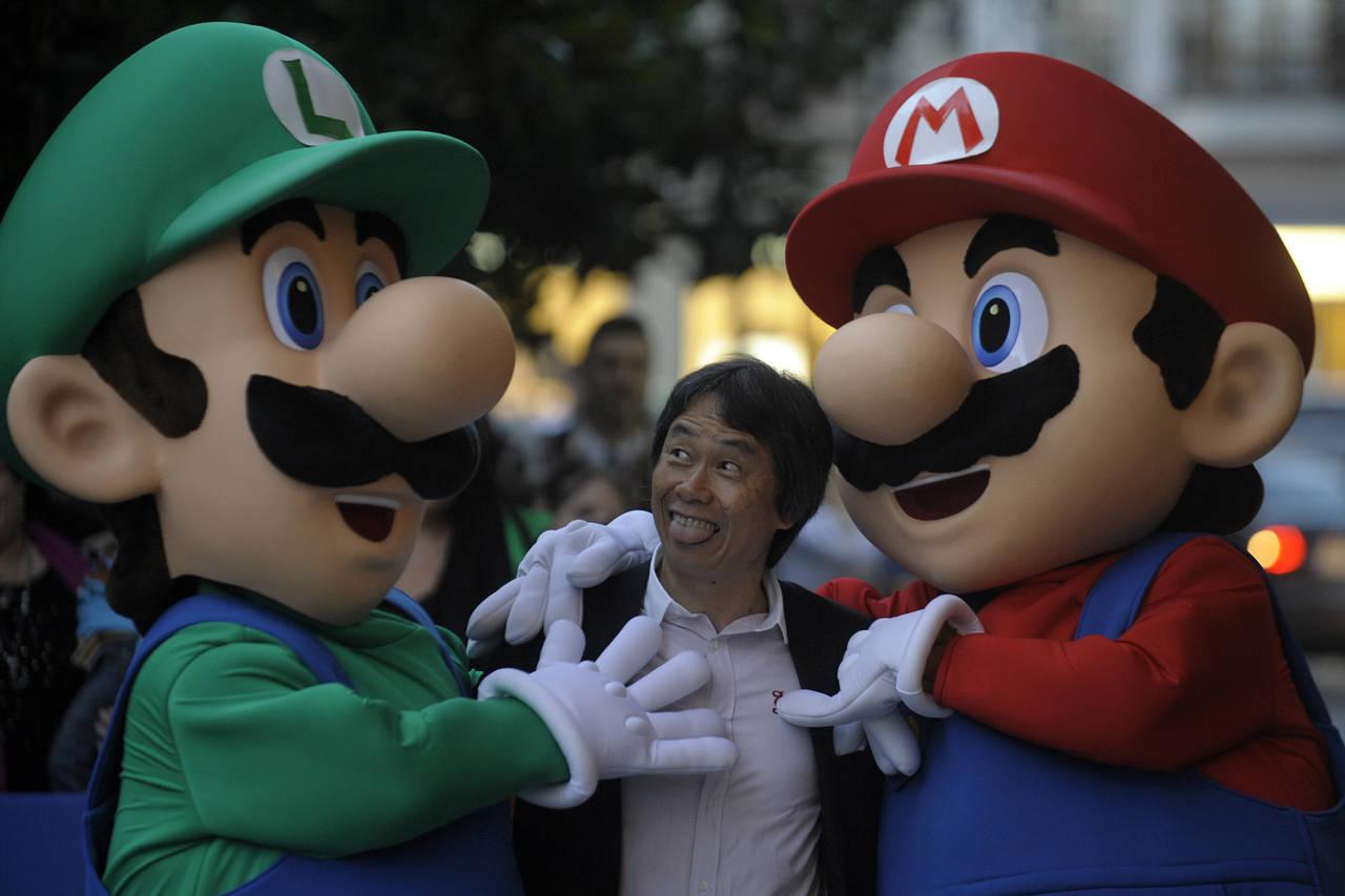 HQ Shigeru Miyamoto Wallpapers | File 92.32Kb