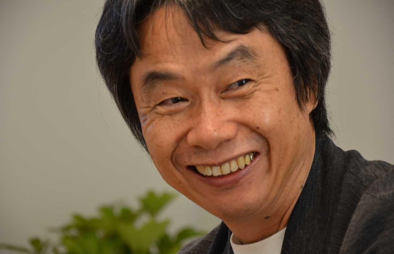 HQ Shigeru Miyamoto Wallpapers | File 101.64Kb