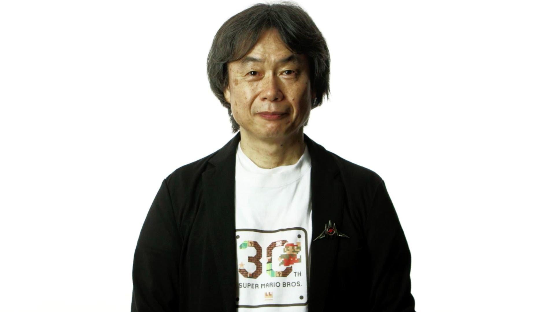 Nice wallpapers Shigeru Miyamoto 1920x1080px