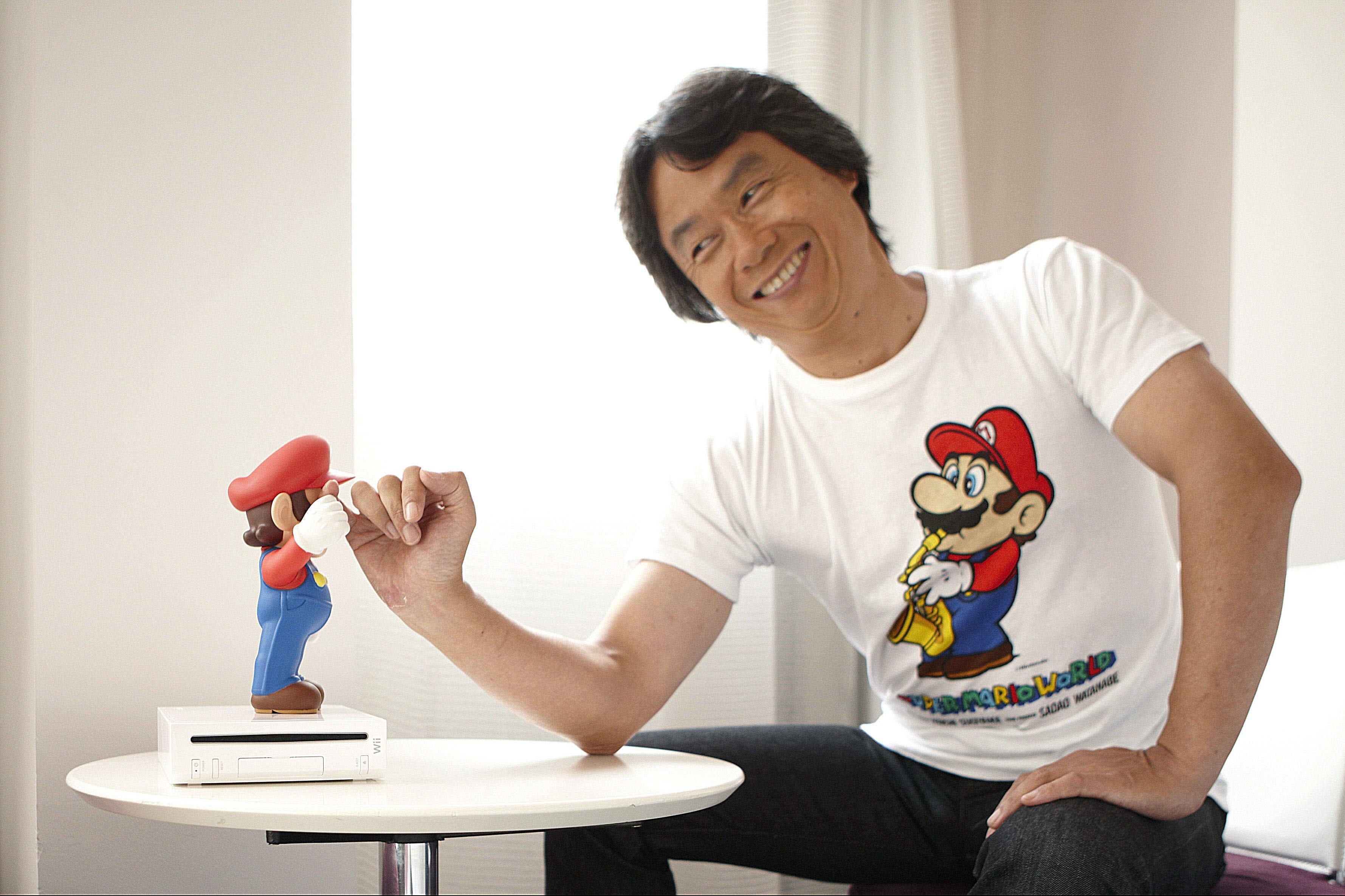 Shigeru Miyamoto High Quality Background on Wallpapers Vista