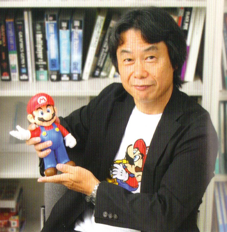 Shigeru Miyamoto Backgrounds on Wallpapers Vista