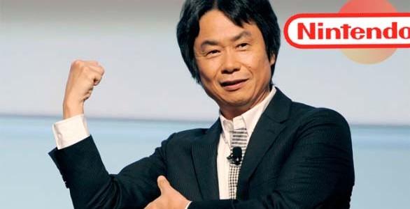 Nice Images Collection: Shigeru Miyamoto Desktop Wallpapers