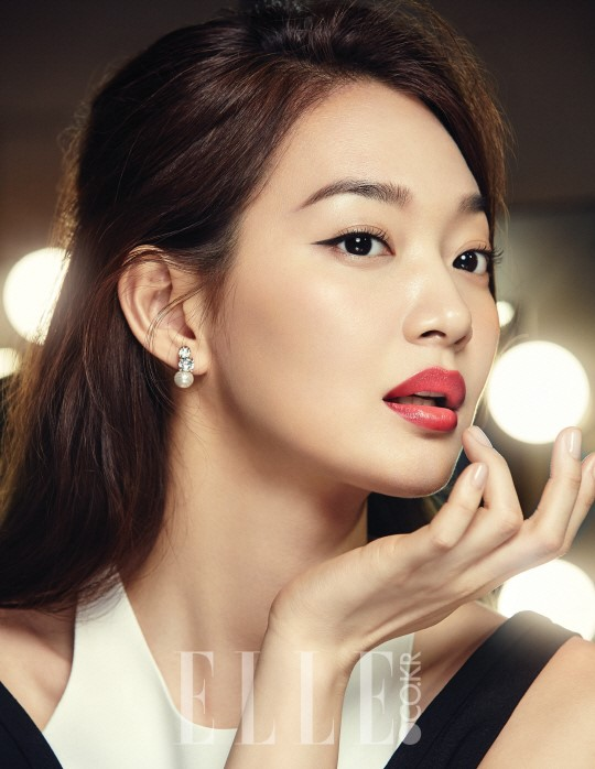 Nice Images Collection: Shin Min Ah Desktop Wallpapers