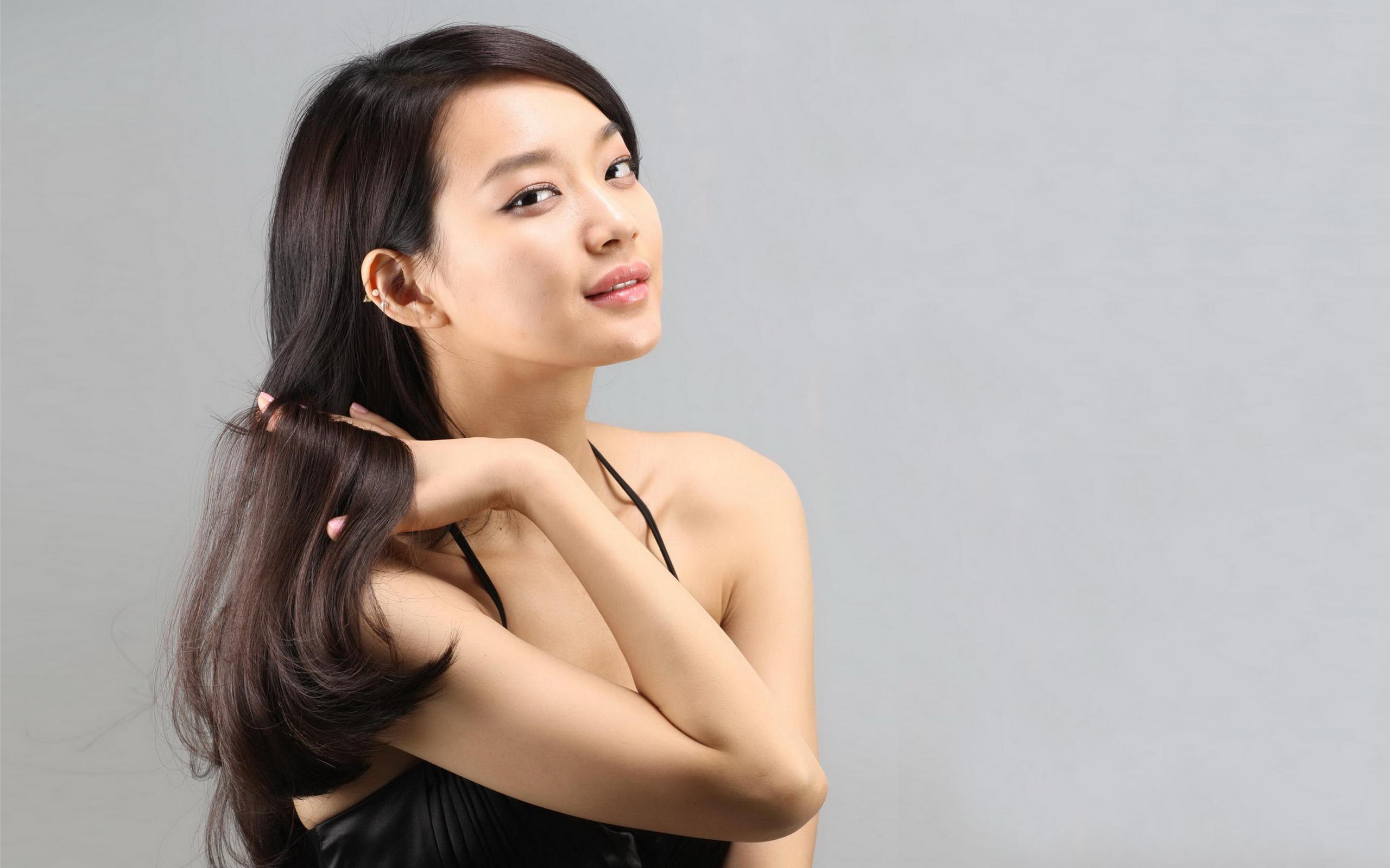 HD Quality Wallpaper | Collection: Women, 2560x1600 Shin Min Ah