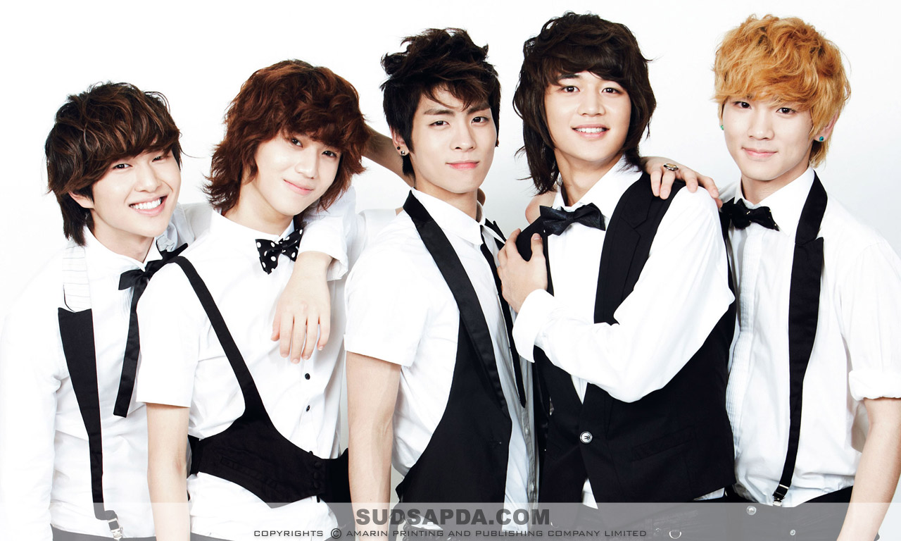 Shinee High Quality Background on Wallpapers Vista