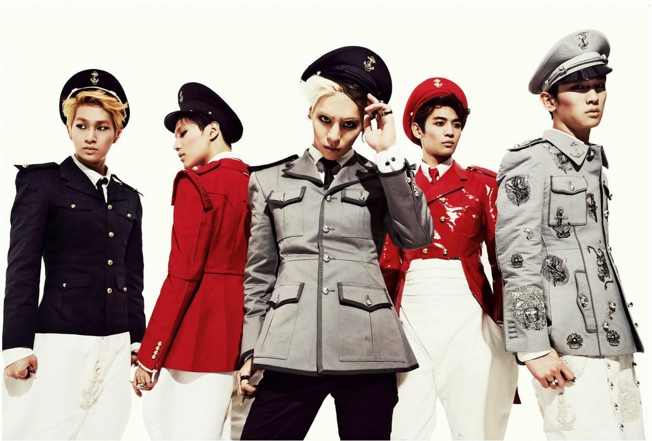 Shinee Backgrounds on Wallpapers Vista