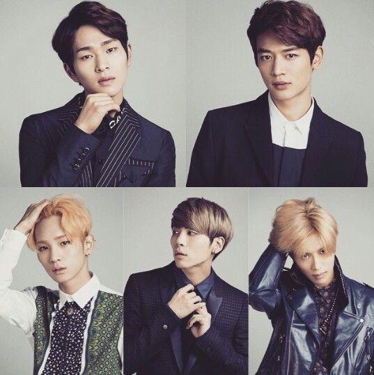 537x539 > Shinee Wallpapers