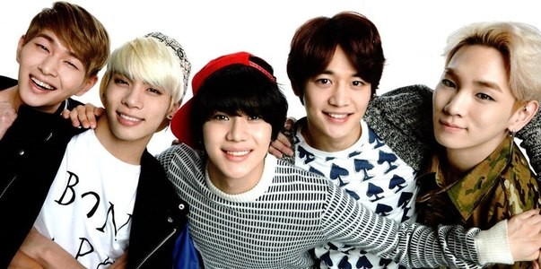 Nice Images Collection: Shinee Desktop Wallpapers