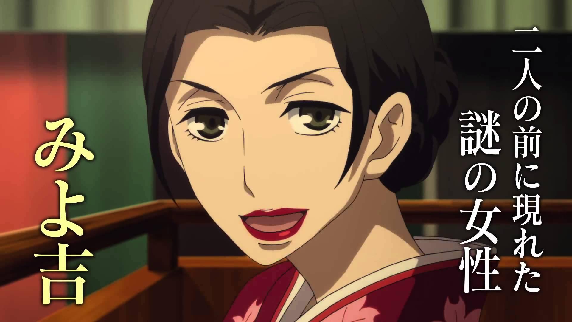 Shouwa Genroku Rakugo Shinjuu Wallpapers Anime Hq Shouwa Genroku