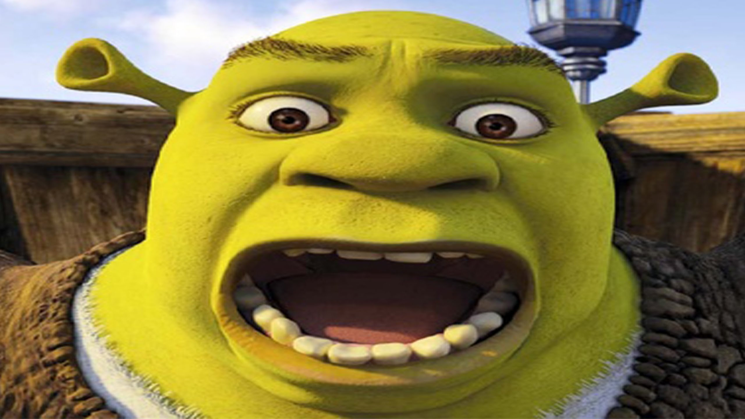HQ Shrek Wallpapers | File 228.9Kb