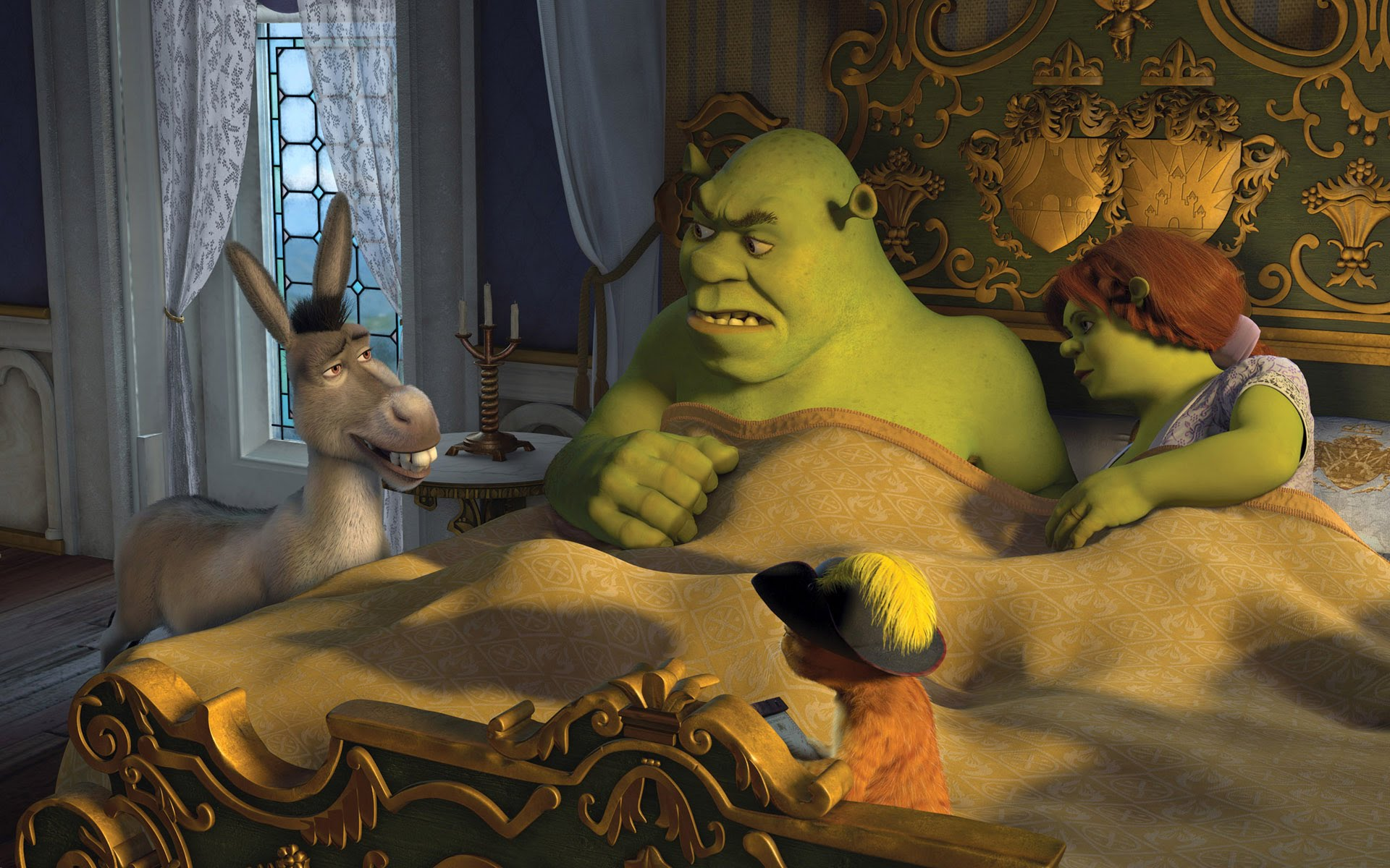 Shrek The Third Wallpapers Movie Hq Shrek The Third Pictures 4k Wallpapers 2019