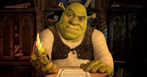 HQ Shrek Wallpapers | File 13.21Kb