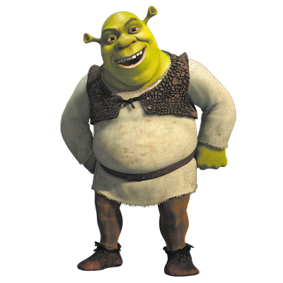 High Resolution Wallpaper | Shrek 400x400 px