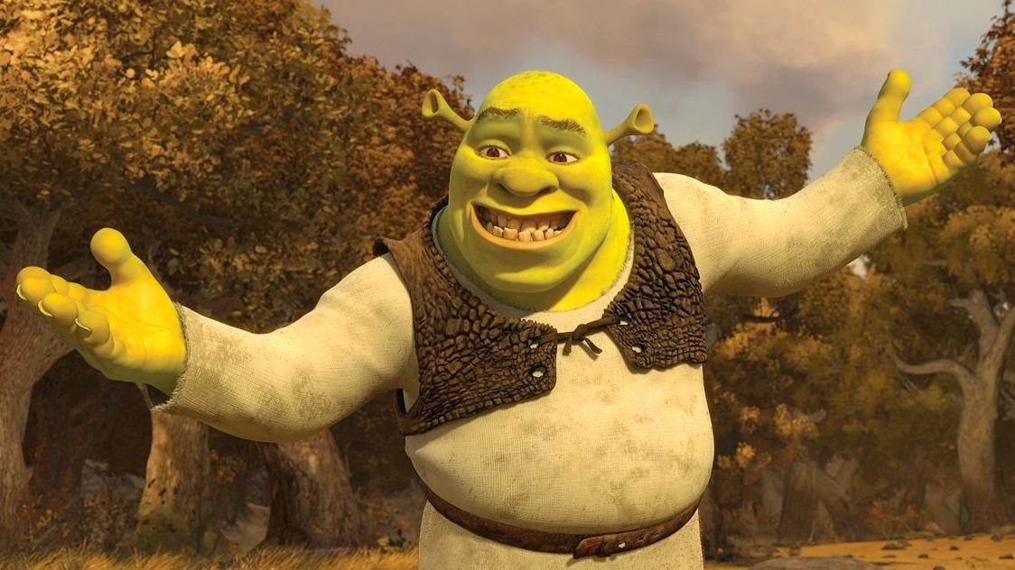 High Resolution Wallpaper | Shrek 1124x632 px