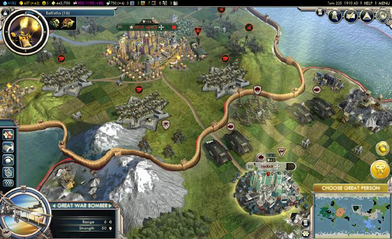 Sid Meier's Civilization V wallpapers, Video Game, HQ Sid Meier's