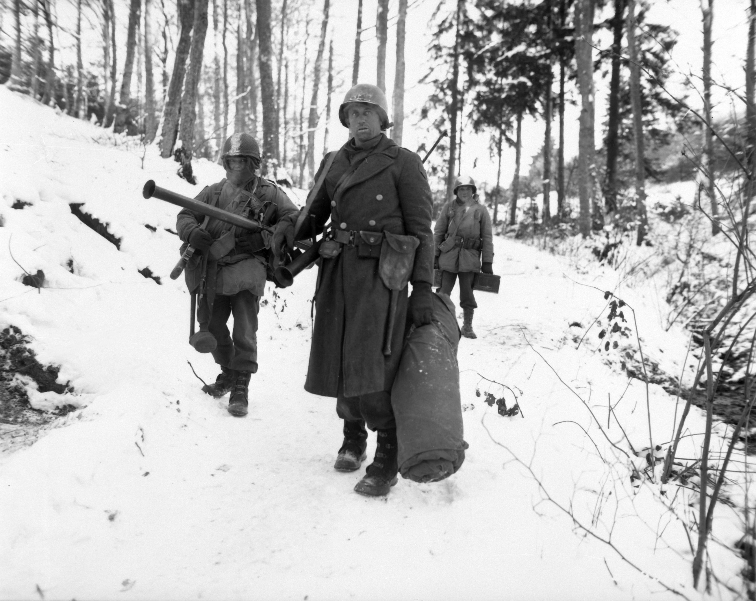 Battle Of The Bulge Pics, Movie Collection