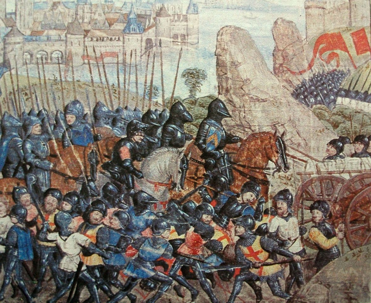 Siege Of Calais High Quality Background on Wallpapers Vista