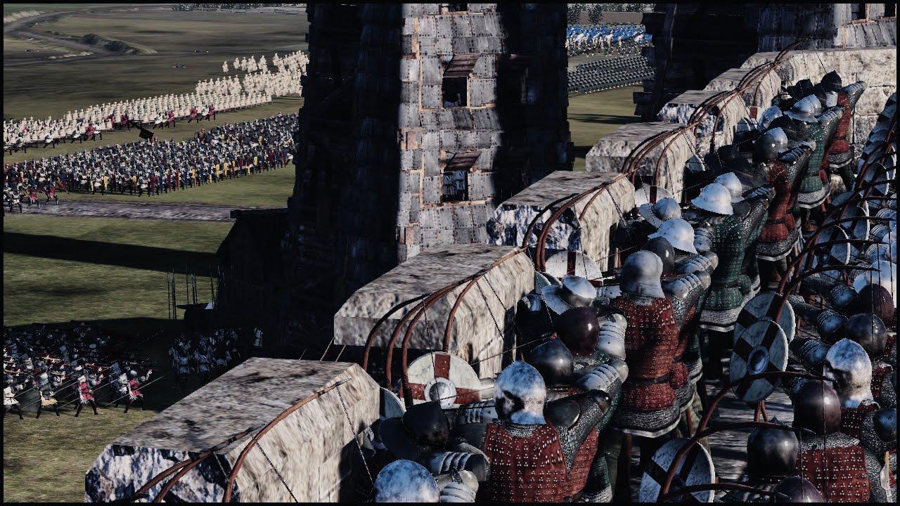 1280x720 > Siege Of Calais Wallpapers