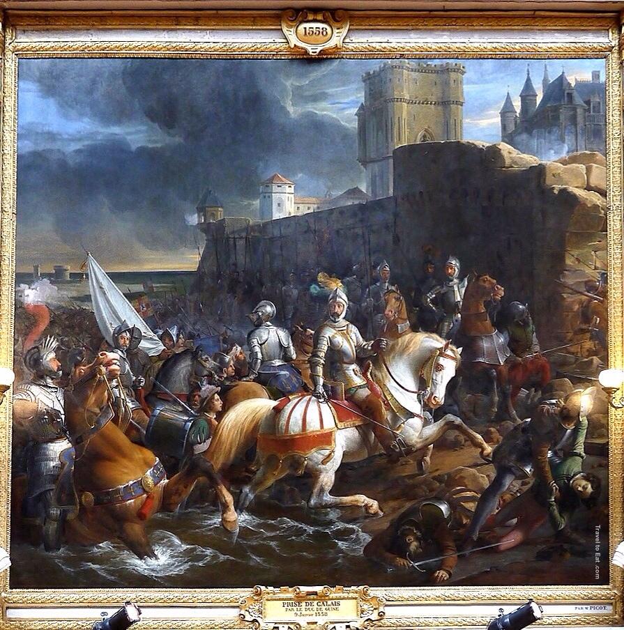 Siege Of Calais Pics, Artistic Collection