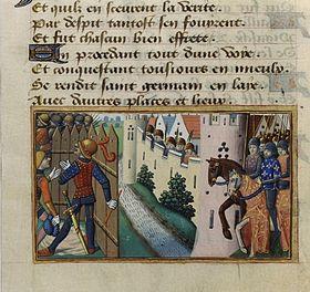 280x264 > Siege Of Calais Wallpapers
