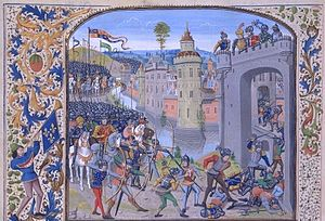 Amazing Siege Of Calais Pictures & Backgrounds