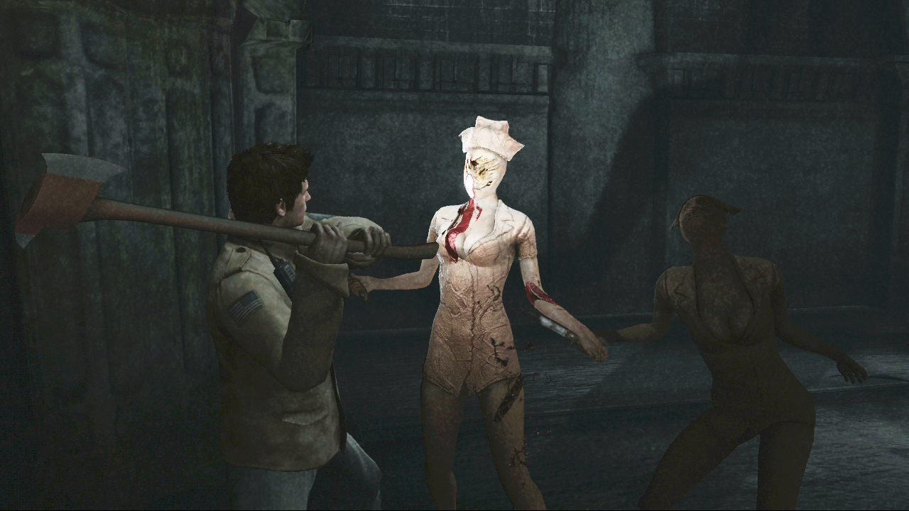 Silent Hill Homecoming Wallpapers Video Game Hq Silent Hill