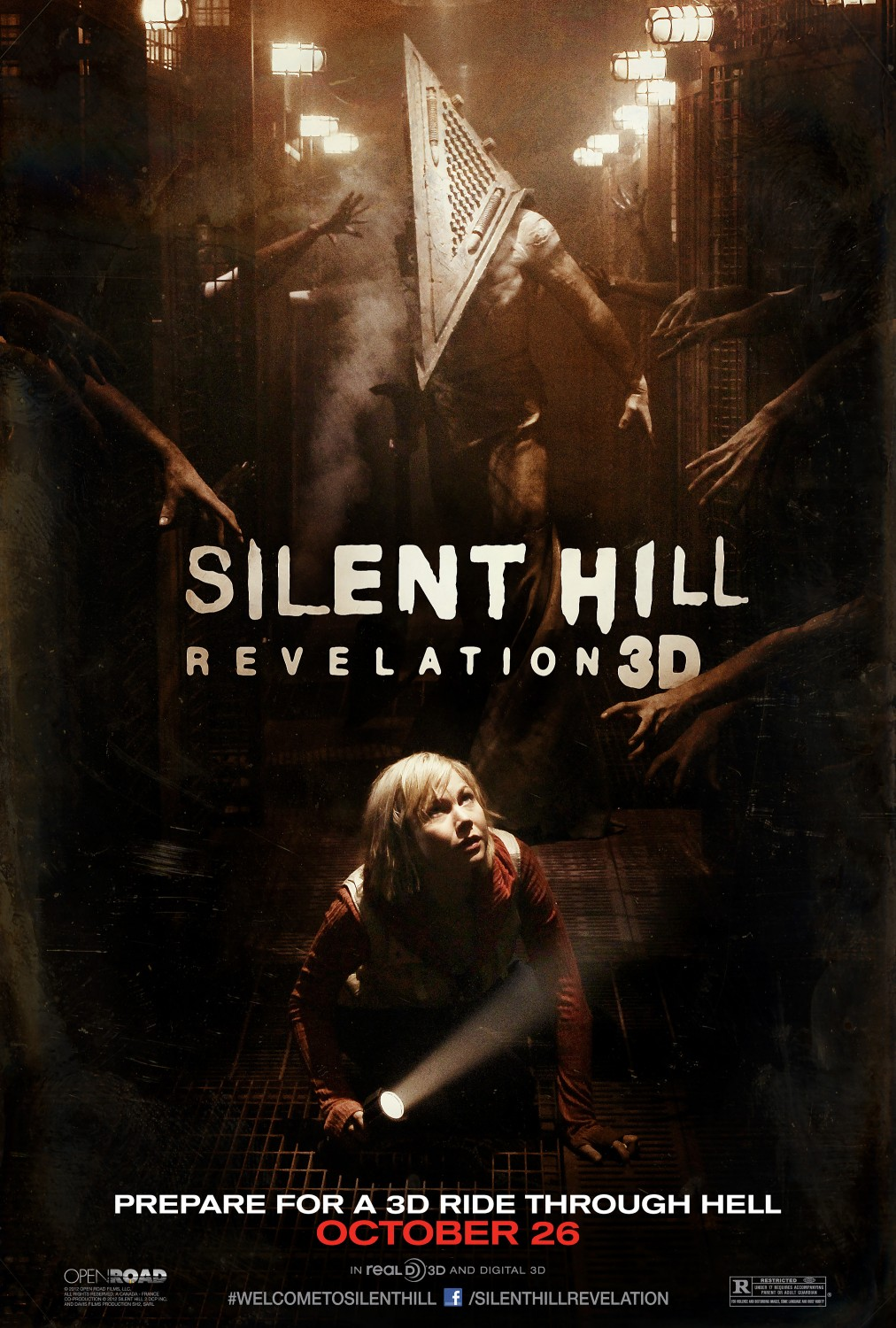 Most Viewed Silent Hill Revelation Wallpapers 4k Wallpapers