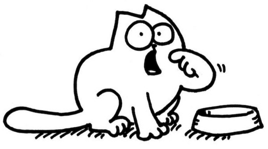Amazing Simon's Cat Pictures & Backgrounds