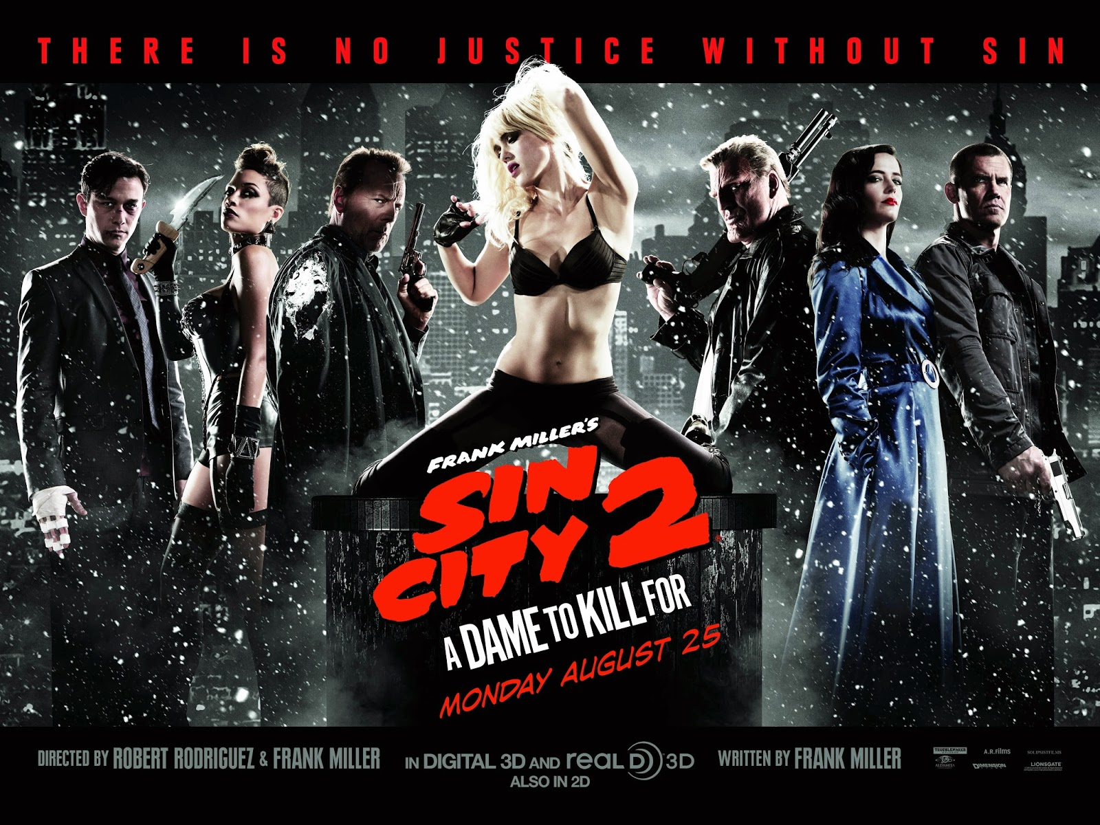 HQ Sin City Wallpapers   File 533.65Kb