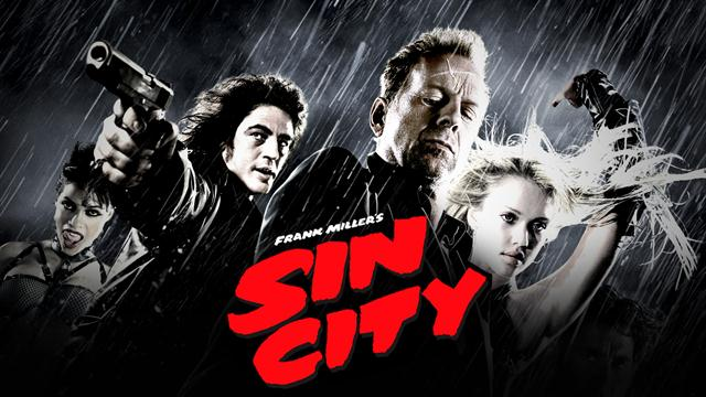 Sin City Backgrounds on Wallpapers Vista