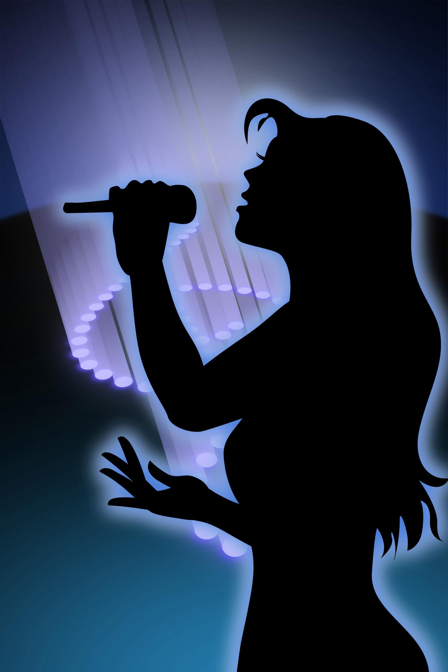 Nice Images Collection: Singer Desktop Wallpapers