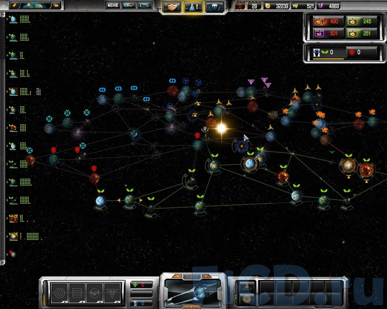 Sins Of A Solar Empire Wallpapers Video Game Hq Sins Of A Solar