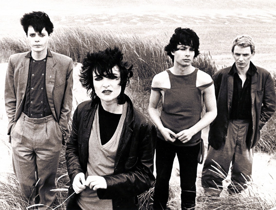 HD Quality Wallpaper | Collection: Music, 567x431 Siouxsie And The Banshees