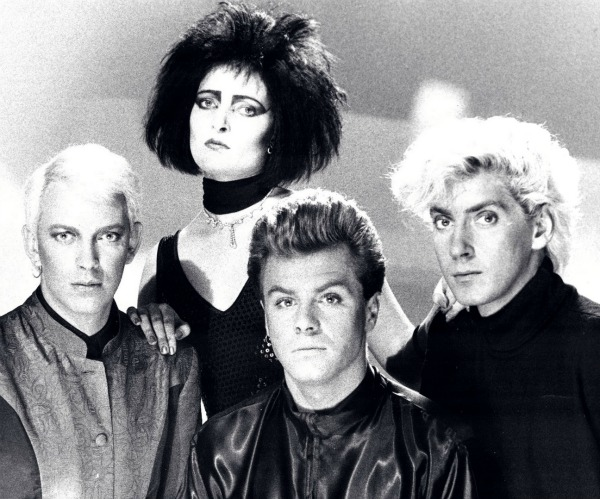 Siouxsie And The Banshees Backgrounds, Compatible - PC, Mobile, Gadgets| 600x499 px