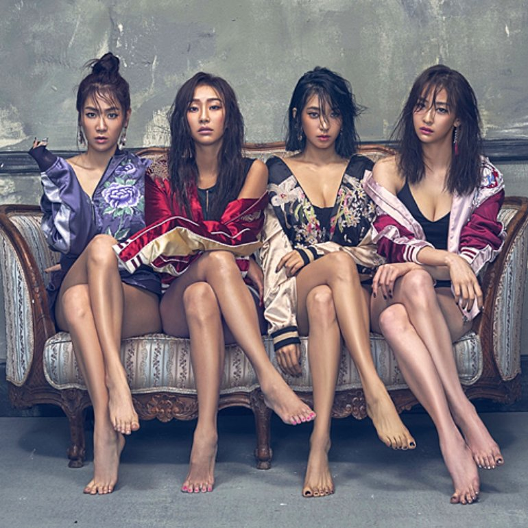 Nice Images Collection: Sistar Desktop Wallpapers