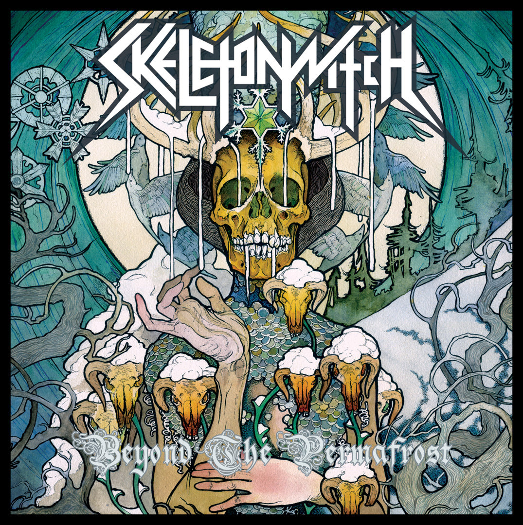Skeletonwitch Backgrounds, Compatible - PC, Mobile, Gadgets| 1075x1080 px