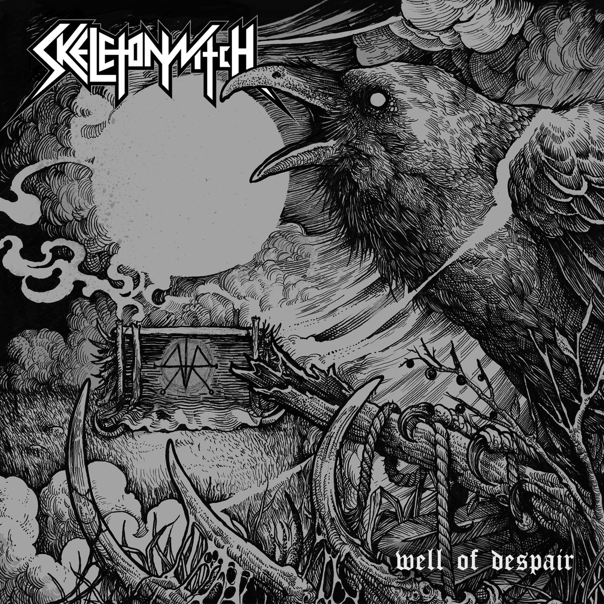 Nice wallpapers Skeletonwitch 1200x1200px