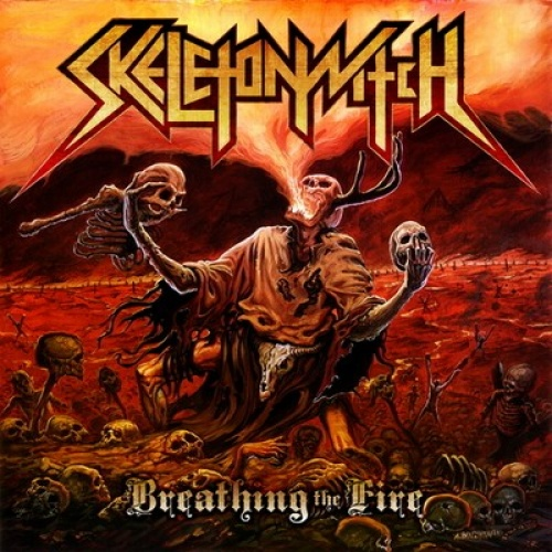 Nice wallpapers Skeletonwitch 500x500px