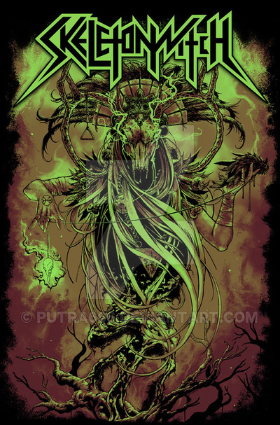 400x607 > Skeletonwitch Wallpapers