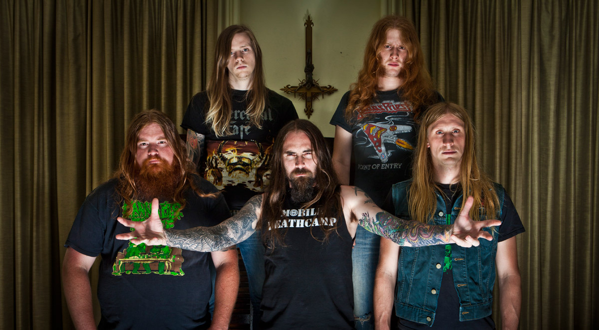 Images of Skeletonwitch | 1200x662