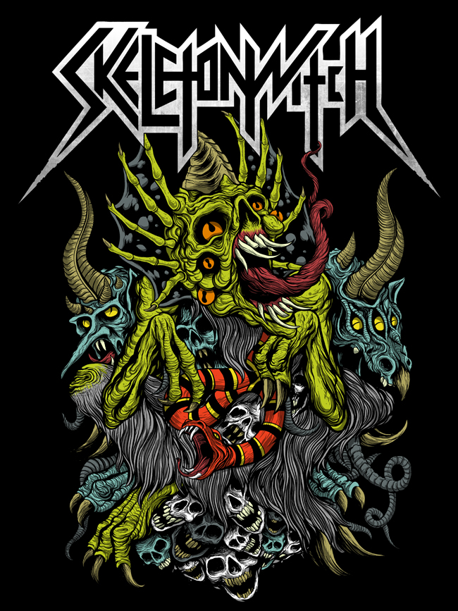 Skeletonwitch Backgrounds on Wallpapers Vista