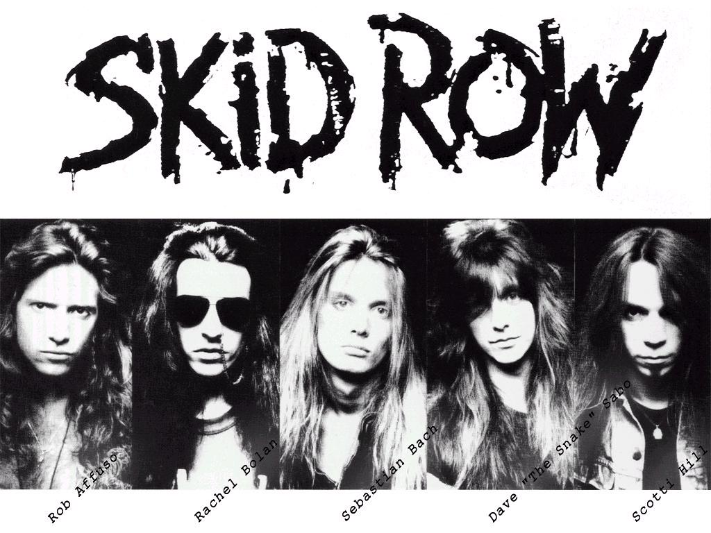 HD Quality Wallpaper | Collection: Music, 1024x768 Skid Row