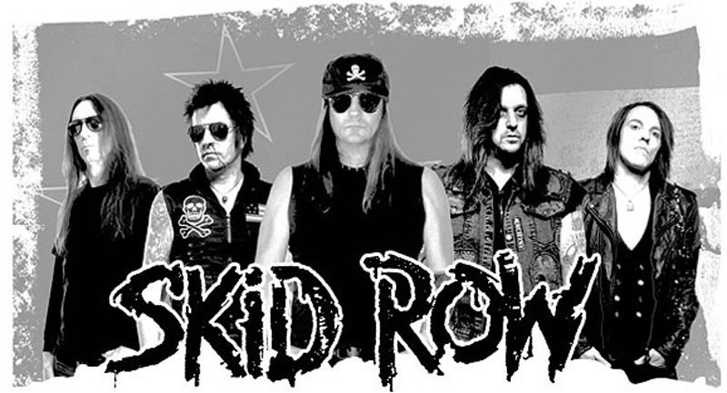 Nice wallpapers Skid Row 800x433px