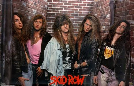 Skid Row High Quality Background on Wallpapers Vista