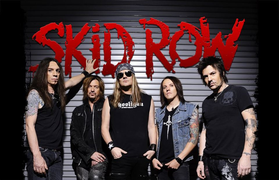 HQ Skid Row Wallpapers | File 91.75Kb