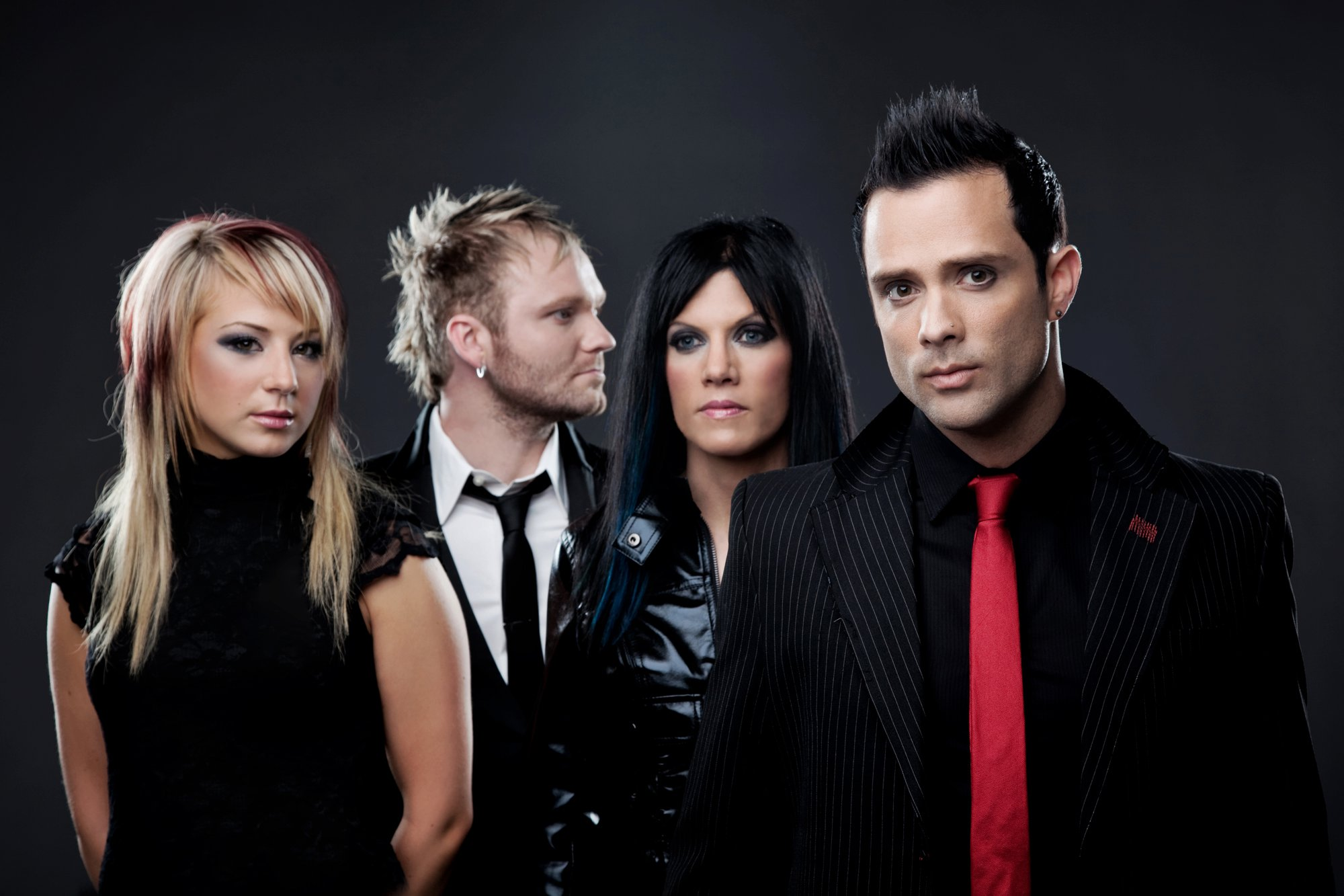 HD Quality Wallpaper | Collection: Music, 2000x1333 Skillet