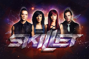 300x200 > Skillet Wallpapers
