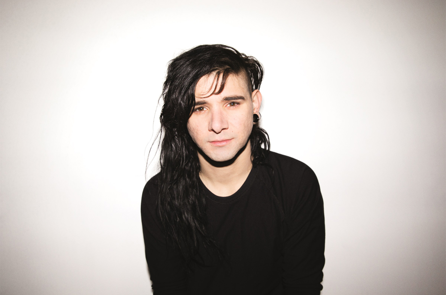HD Quality Wallpaper | Collection: Music, 1548x1024 Skrillex