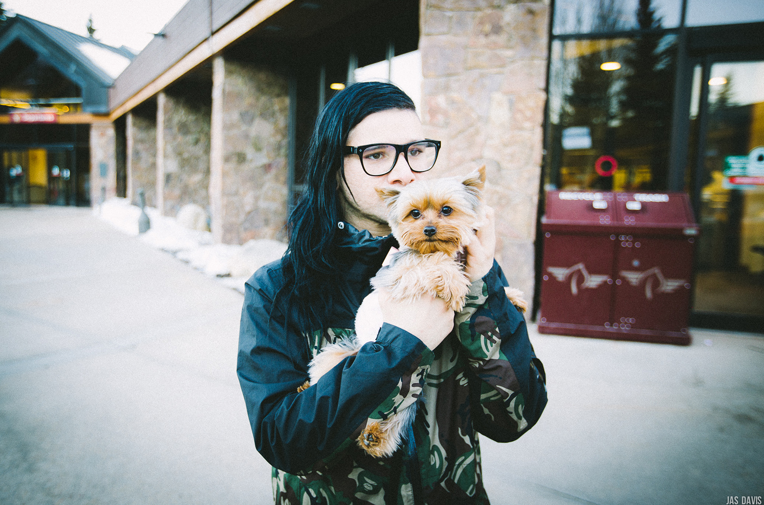 HQ Skrillex Wallpapers | File 1269.51Kb